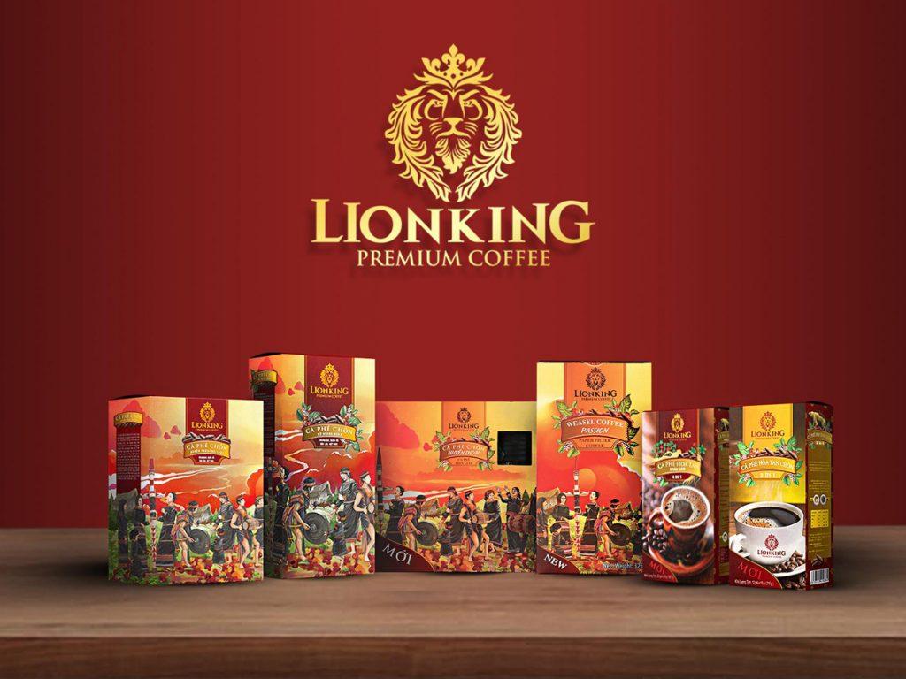 Các sản phẩm của LIONKING