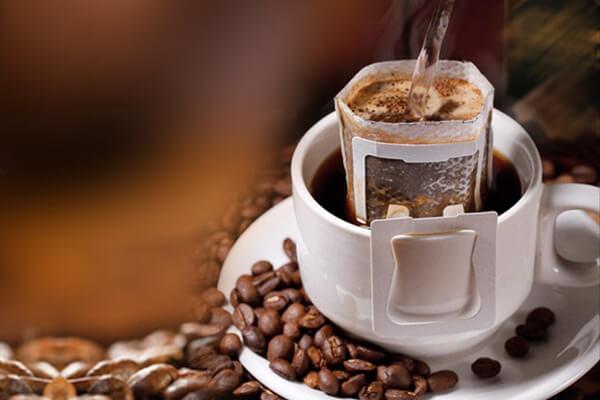 Cà phê phin giấy