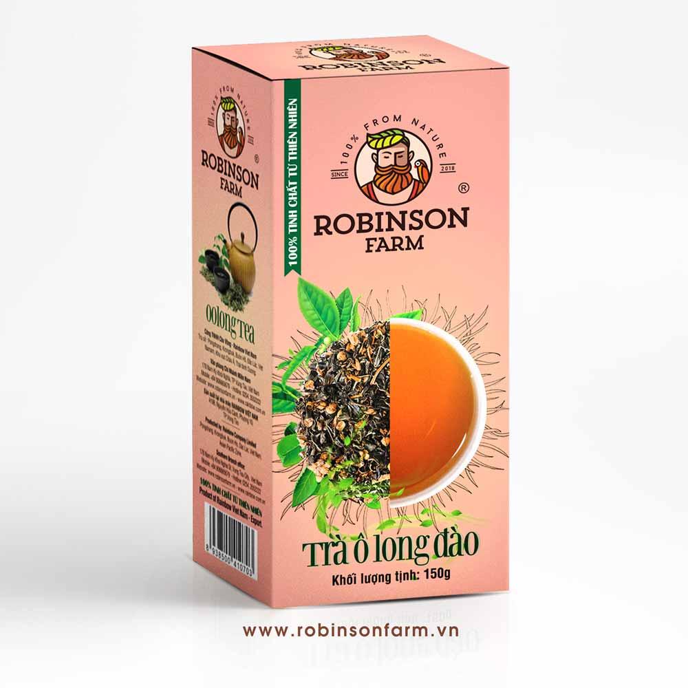 Trà Ô Long đào ROBINSON FARM