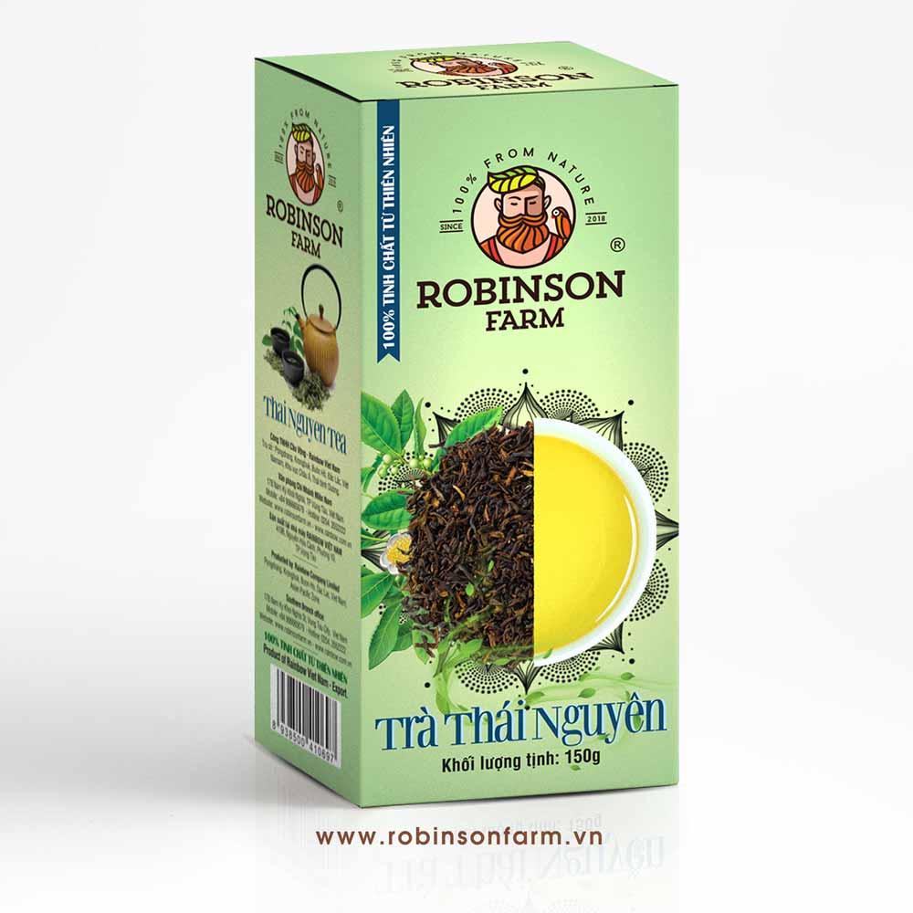 TRà pha ấm Thái Nguyên ROBINSON FARM