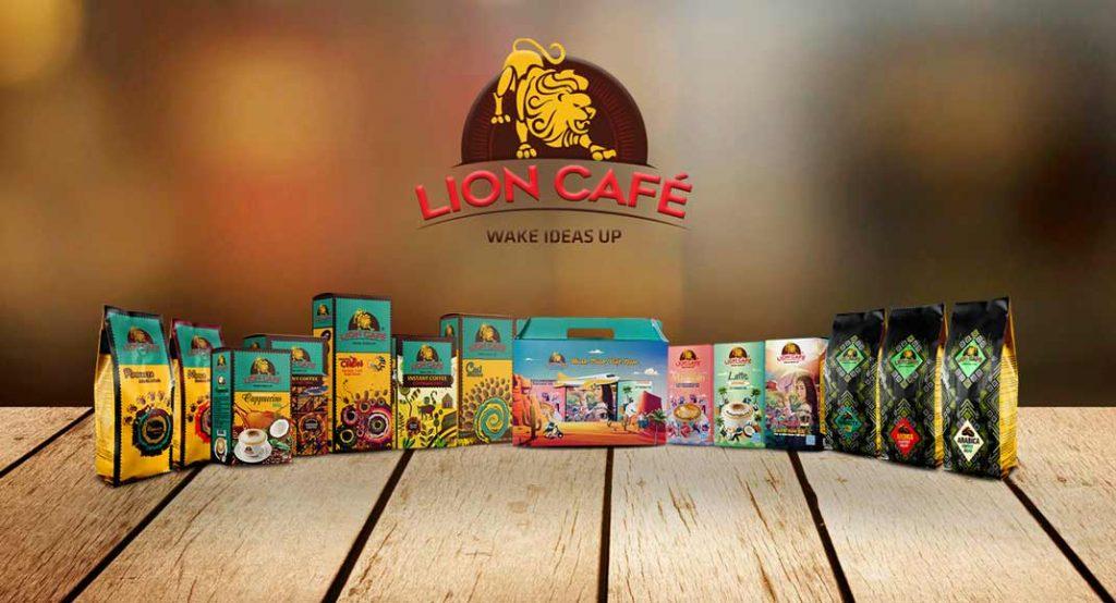 Các sản phẩm của Lion Cafe
