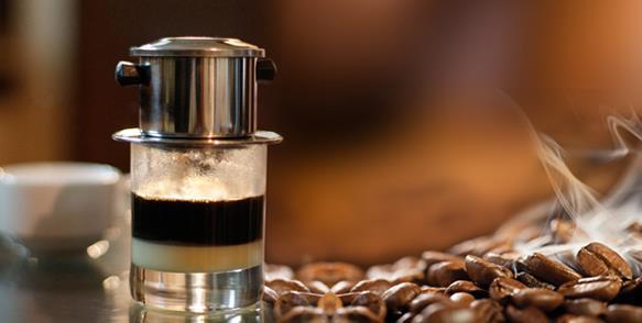 Cà phê sữa ngon
