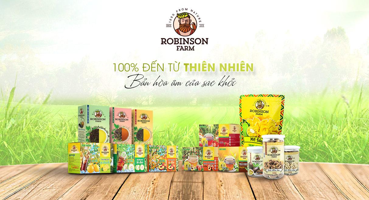 Nông sản robinson