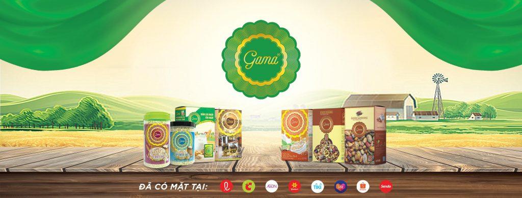 Các sản phẩm của GAMA