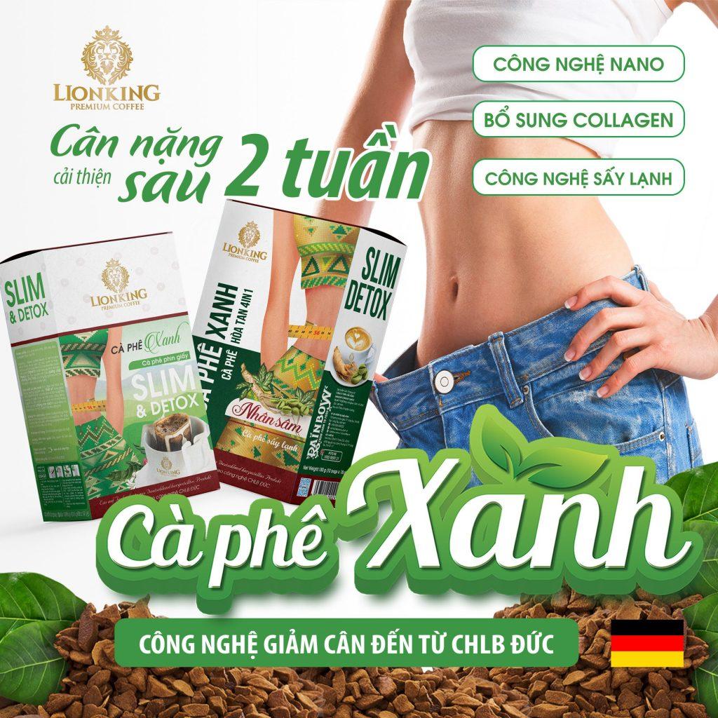 Cà phê giảm cân hiệu quả an toàn tốt cho sức khỏe (3)